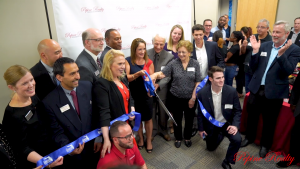 Pepine Commercial Ribbon Cutting